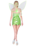 Leg Avenue 6-Piece Green Fairy Costume Dress Set With Wings