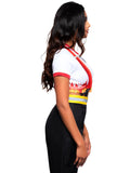 Leg Avenue 2-Piece Five-Alarm Firefighter Costume Set