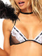 Flirty French Maid Lingerie Set