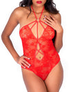 Leg Avenue Strappy Lace Teddy