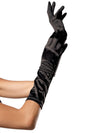Leg Avenue Satin Elbow Length Costume Gloves