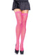 Leg Avenue Nylon Fishnet Thigh Highs Stockings
