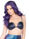 Leg Avenue Mermaid Seashell Costume Bra Top