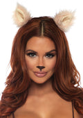 Leg Avenue 2-Piece Furry Animal Costume Ear Hair Clips