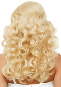 "Leg Avenue 20"" Bombshell Long Curly Wavy Costume Wig"