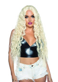"Leg Avenue 29"" Beachy Wave Long Center Part Costume Wig"