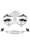 Leg Avenue Calavera Adhesive Face Jewels Sticker Set