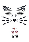 Leg Avenue Animal Adhesive Face Jewels Sticker Set