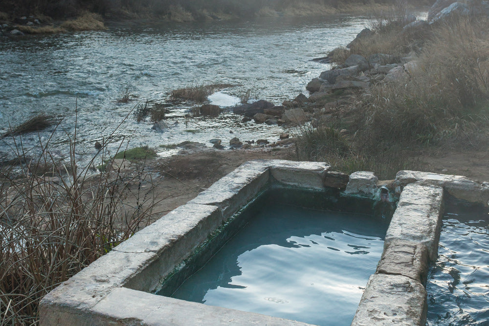Feather River Hot Spring