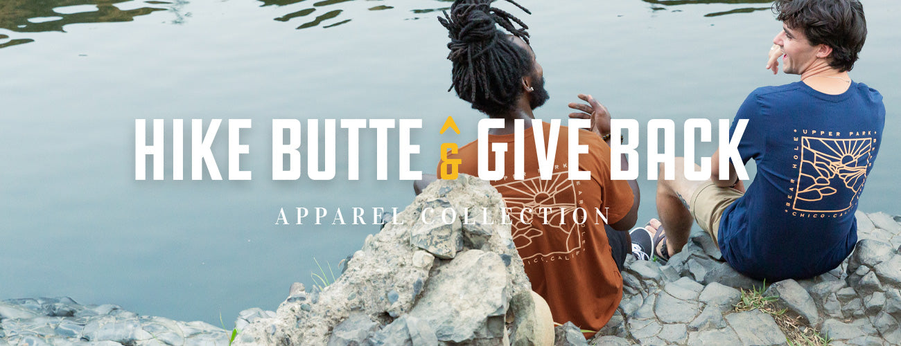 Hike Butte & Give Back Apparel Collection