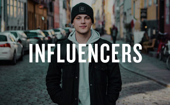 Influencers - Clothing Company