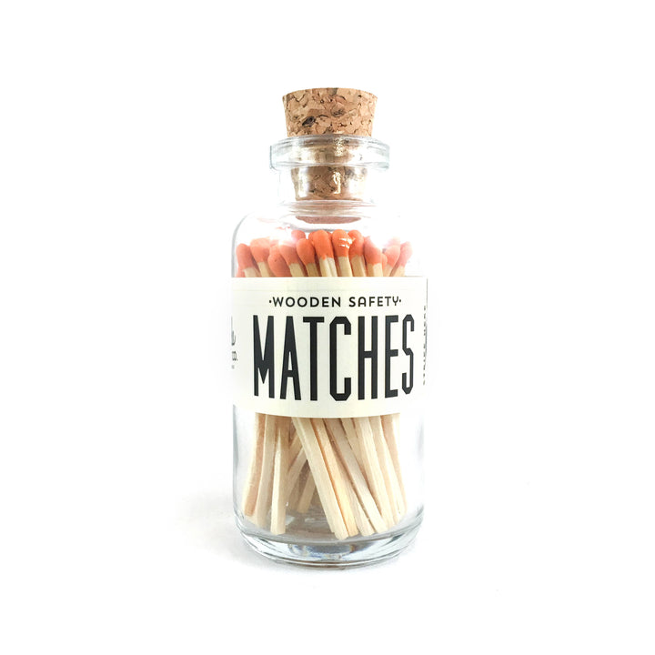 Made Market Co. - Orange Mini Matches