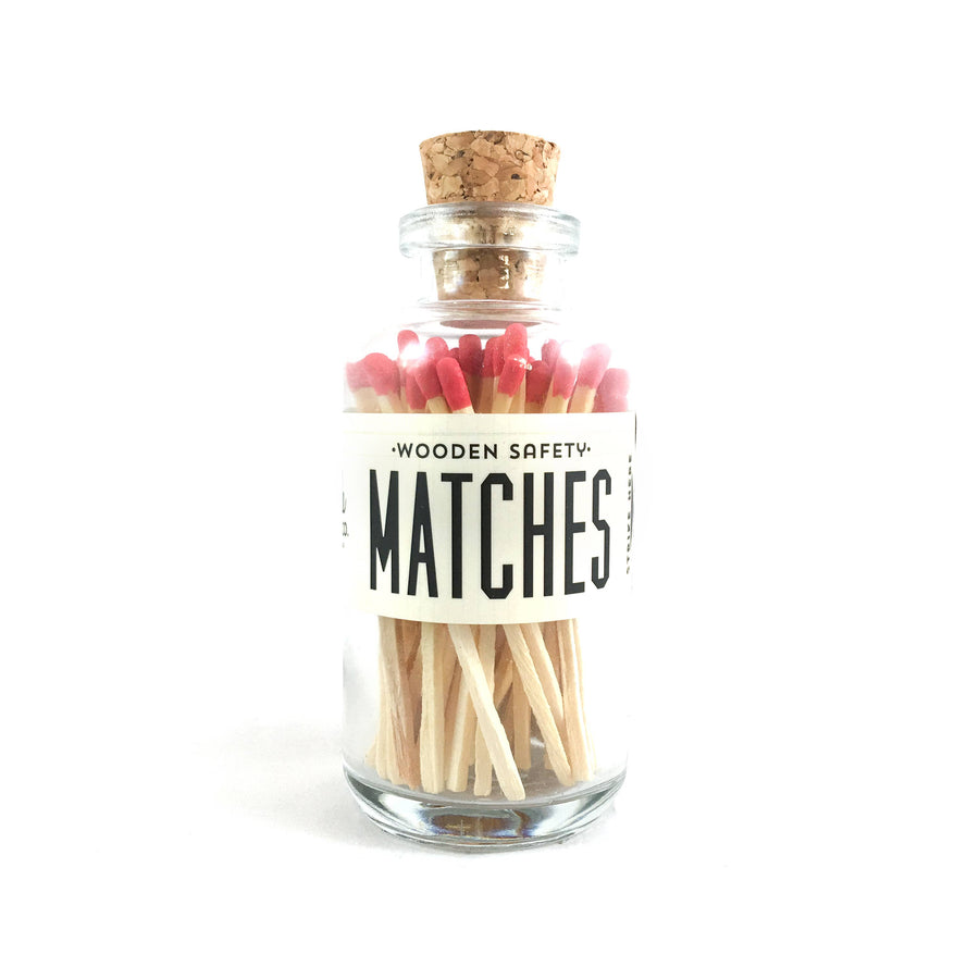 Made Market Co. - Red Mini Matches