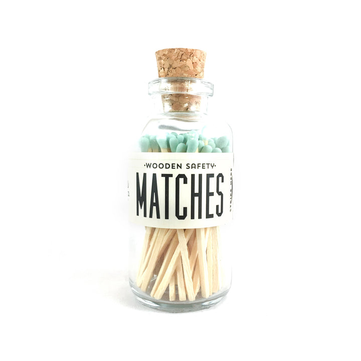 Made Market Co. - Mint Mini Matches