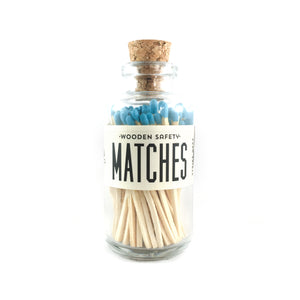 Made Market Co. - Aqua Mini Matches