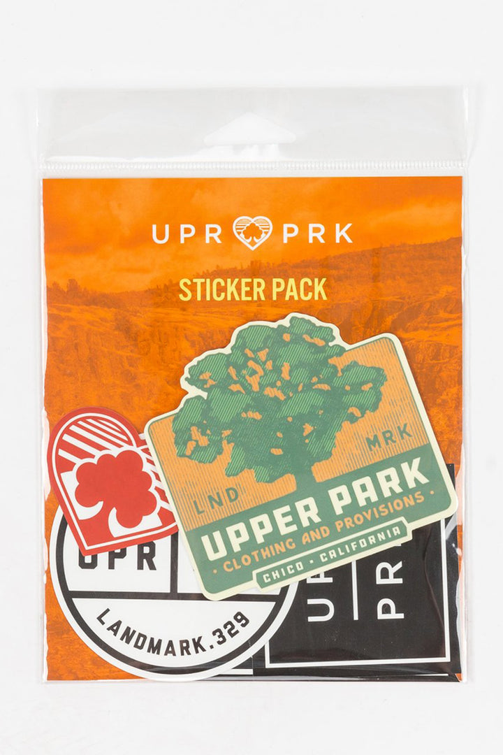Sticker Pack Pre-packaged