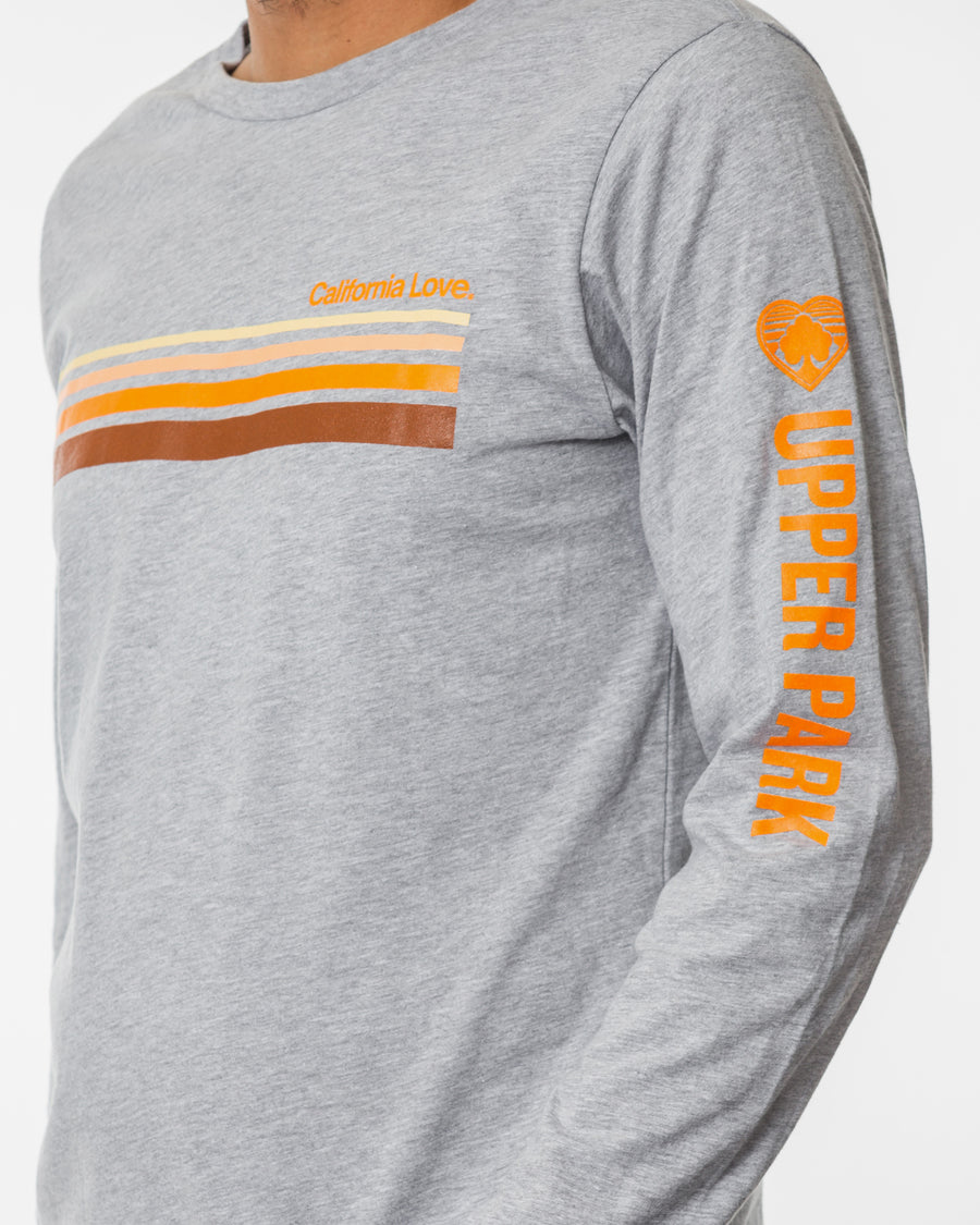 California Love Men's Long Sleeve