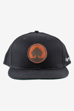 Leather Tree Hat - Mid-Pro Black