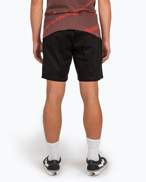 Men's Walk Shorts - Black