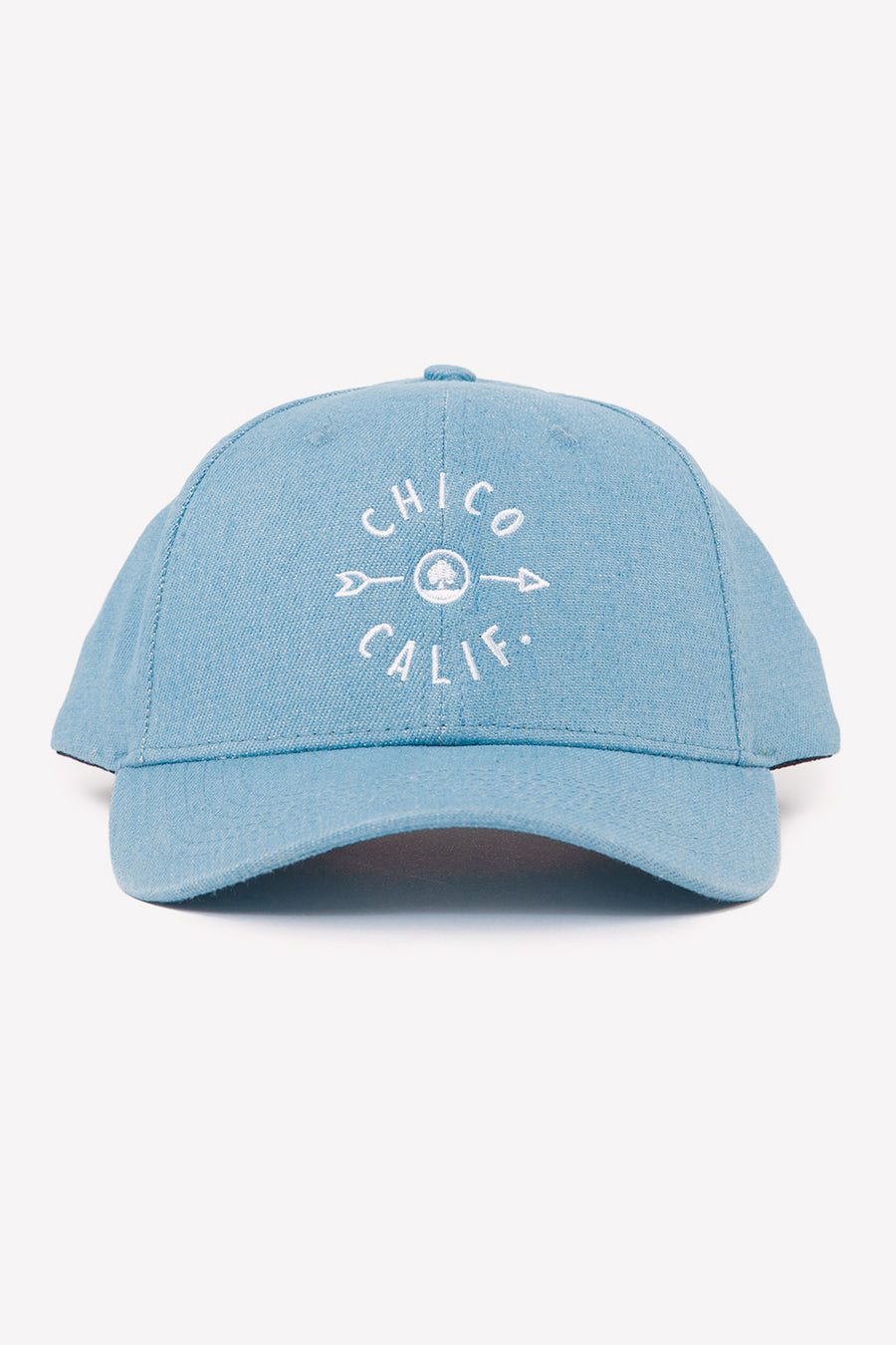 Native Arrow Light Blue Dad Hat