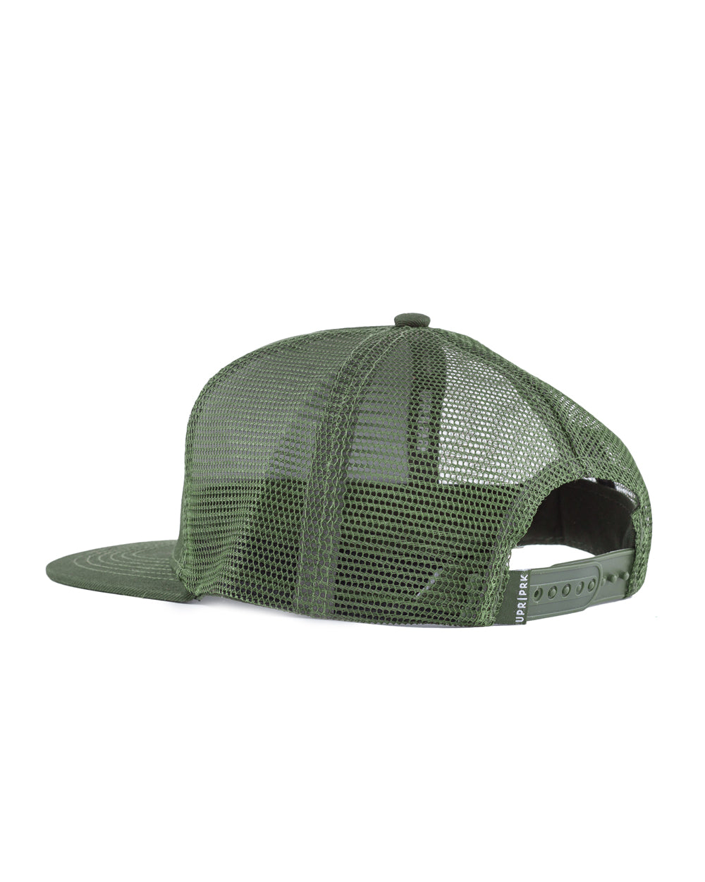 Olive UPR PRK Trucker Hat. Product image 1 ... 7290c66cd9a