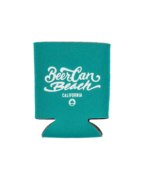 Beer Can Beach Koozie