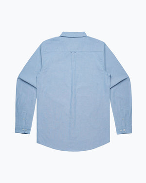 UPR PRK Chambray Button Down Light Blue