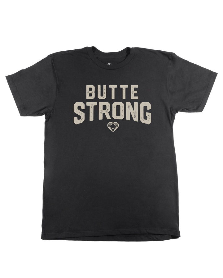 Butte Strong Donation T-shirt *FINAL-SALE* - Fundraising For The Camp Fire Victims