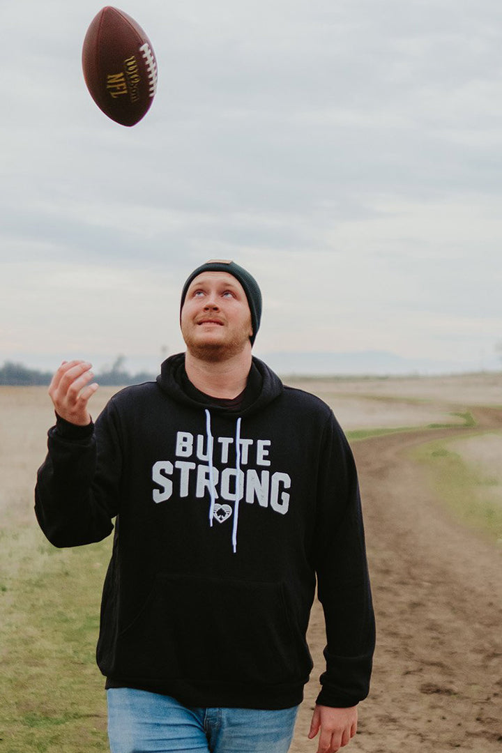 Butte Strong Official Aaron Rodgers Hoodie