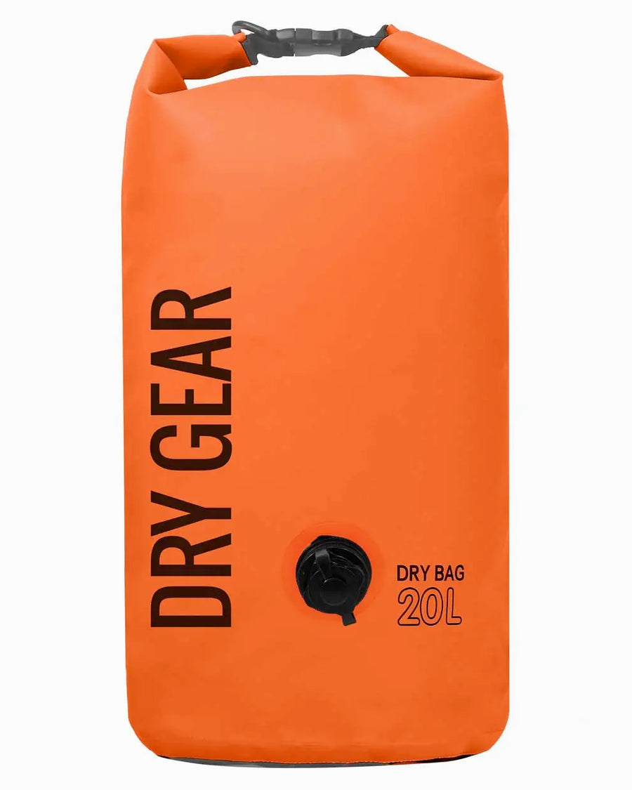 Mad Man - Dry Gear 20L DayPak - Orange