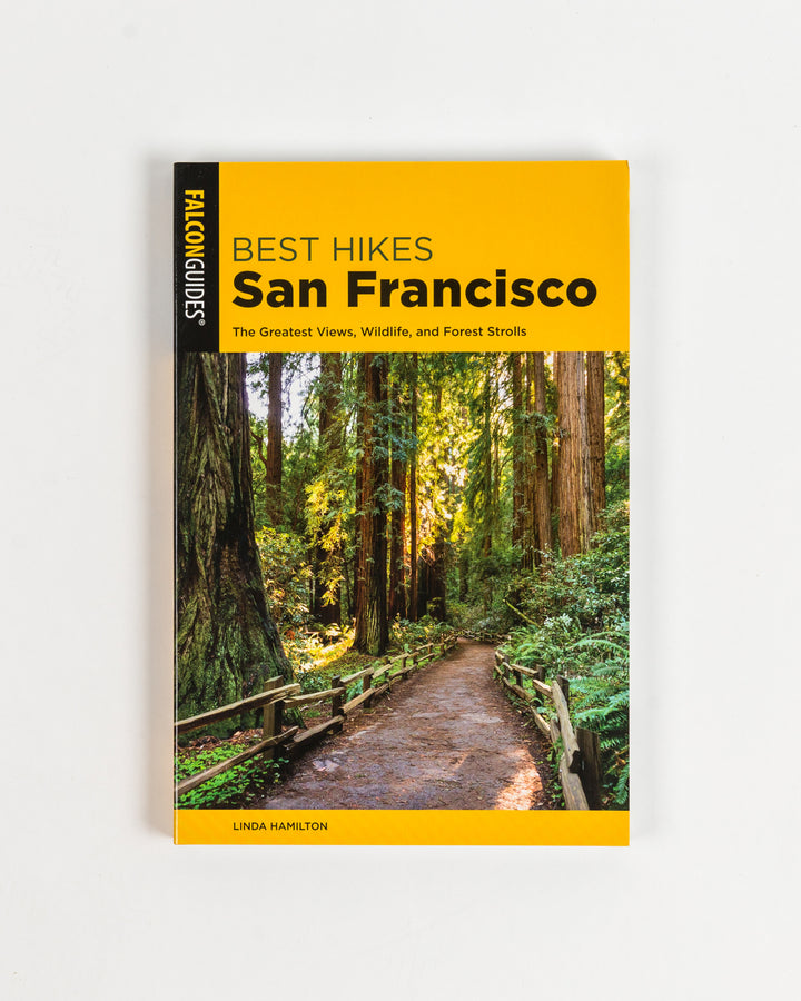 Best Hikes San Francisco - Falcon Guides