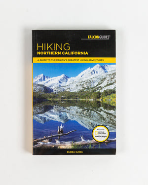 Hiking Northern California - Falcon Guides