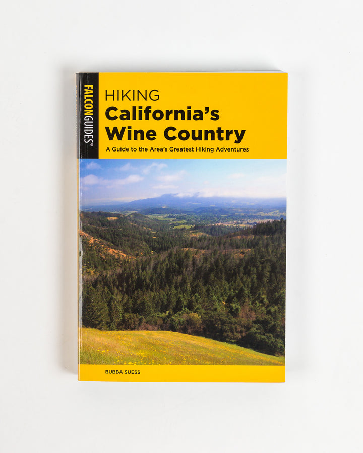 Hiking California's Wine Country - Falcon Guides