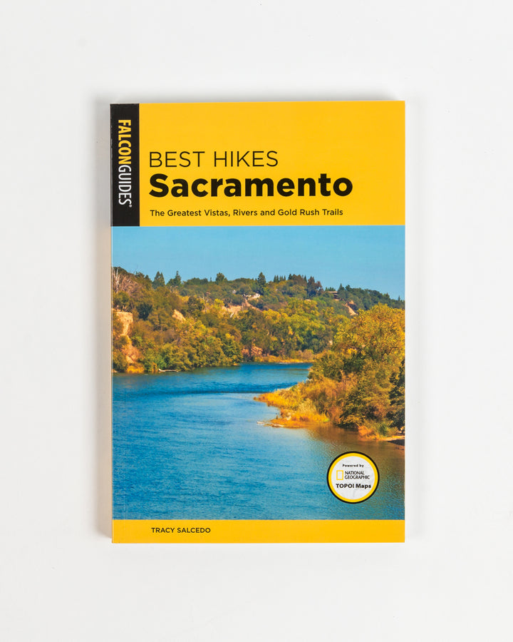 Best Hikes Sacramento - Falcon Guides