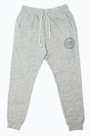 Cali Badge Fleck Track Pants