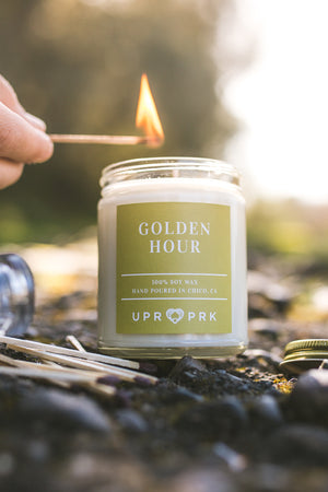 Golden Hour Candle 9oz