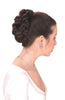 "Style #246 - Super Long 36"" Hair Length braided switch makes great larger sized braided chignons and more; Looped 3 tier base."