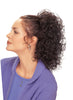 Style #285 - Mid-Length Soft Layered Curls on Banana Comb Attachment