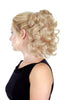 Style #BFM-302- CLIP-ON PONY TAIL; Mid-Length LAYERED Shag with Lots of Volume!