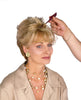 Style #HBT-5.5X5 - Wider Coverage Kanekalon Synthetic Hair Integration Hairpiece