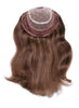 "Style #267H - 3/4 Demi-Wig Cap, ""The Ultimate in Comfort"" with 16"" all hand ventilated HUMAN HAIR w/mono top section!"