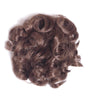 Style #215 - Expandable Cone shape base creates extra curls for crown area; creates exciting new up-do's; great for Weddings!!!
