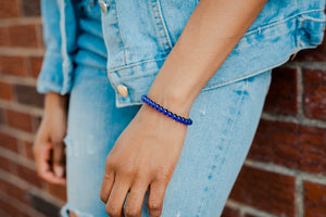 Great Lakes Bracelet - Midnight Tide