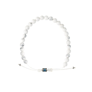 TruLakes - Lighthouse Bracelet - Marble White