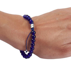 Great Lakes Bracelet - Dark Blue