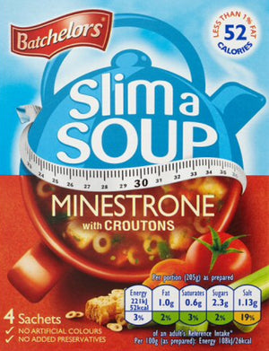 Batchelor's SlimaSoup Minestrone