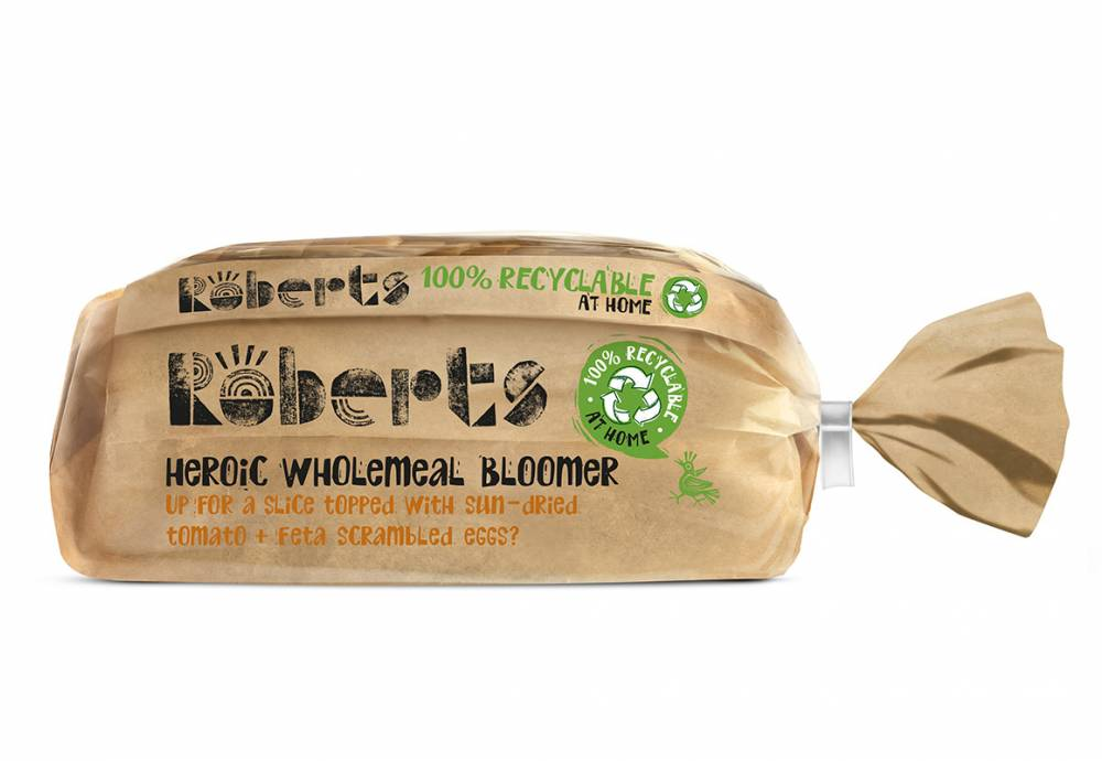 Roberts Herioc Wholemeal Bread 600g (2lb Ship Weight) *Limit 1 per order*