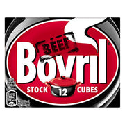 Bovril Beef Stock Cubes 12pk 120g