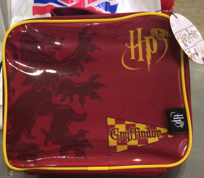 Harry Potter lunch box: Gryffindor