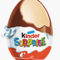 Kinder Surprise Egg.